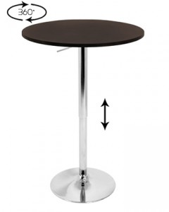 Spin Bar Table