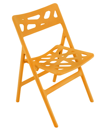 Cyclone Chair Orange