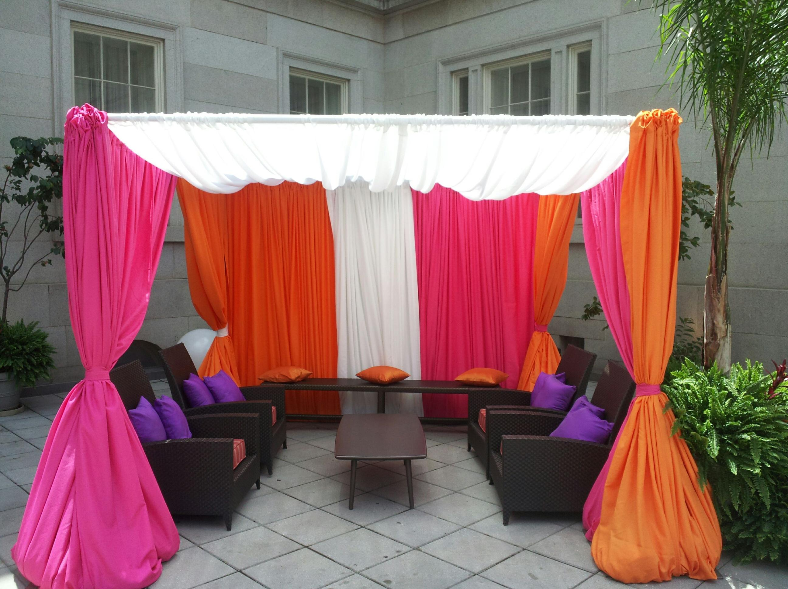 Canopy and Cabana Picture
