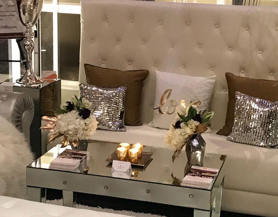 Bride and Groom Washingtonian 2018 - Posh and Luxe