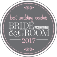 Best Wedding Vendor Award - Bride & Groom 2017