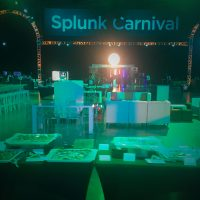 Splunk Carnival 2017 - Posh & Luxe Event Furniture