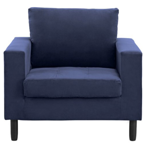 Amber Chair - Blue