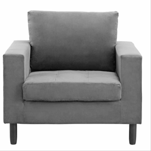 Amber Chair - Gray
